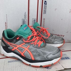 Asics Womens Gel Fortitude T5g7N Size 10.5